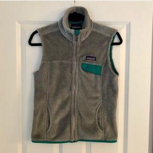 Patagonia Re Tool Fleece Vest